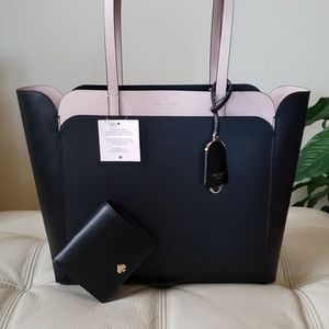 Kate Spade 2PC Magnolia Street MD Tote & Wallet